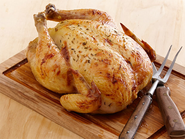 Oven Ready Roast Chicken Perdue 174