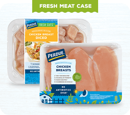 Fresh Meat Case