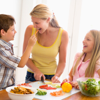 4 Easy Cooking Lessons for Kids