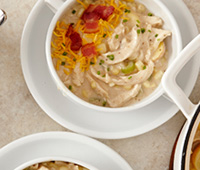 Chicken & Sweet Corn Chowder