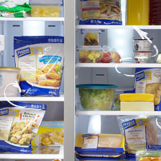 Fridge, Freezer and Pantry Organization Guide