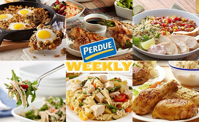 Meal Plan: 4th Week of April