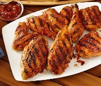 Molasses Grilled Chicken
