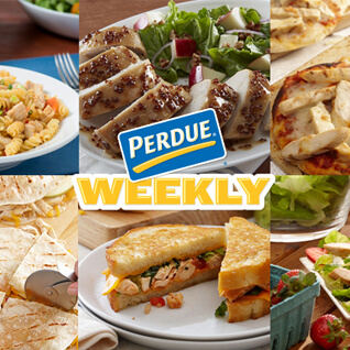 Meal Plan: 2nd Week of August