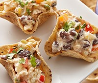 Southwestern Yogurt Chicken Dip