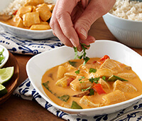 Slow Cooker Red Curry Chicken