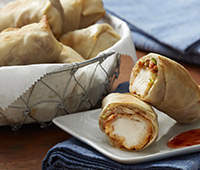 Crispy Chicken Egg Rolls