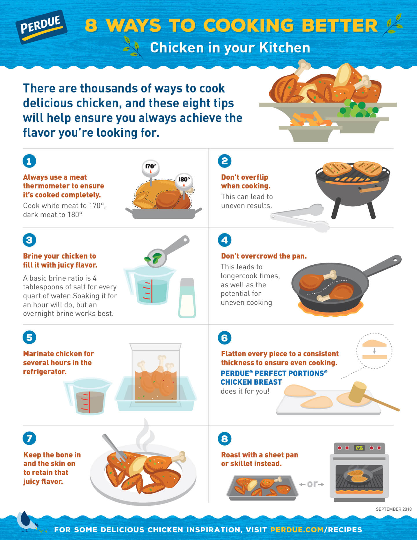 8 Ways to Cooking Better