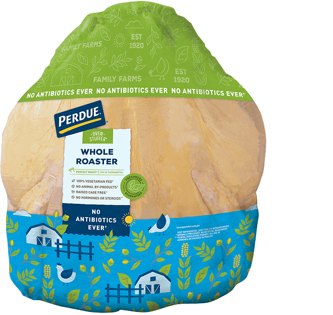 PERDUE® OVEN STUFFER® Whole Chicken with Giblets