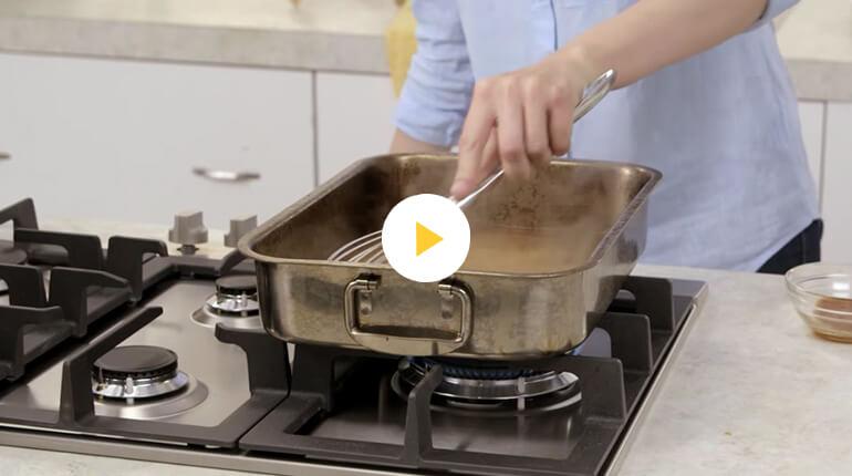 Making Gravy Video