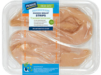 PERDUE® FRESH CUTS™ Chicken Breast Strips