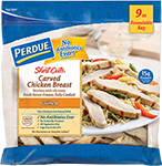 PERDUE® SHORT CUTS® Carved Chicken Breast, Grilled