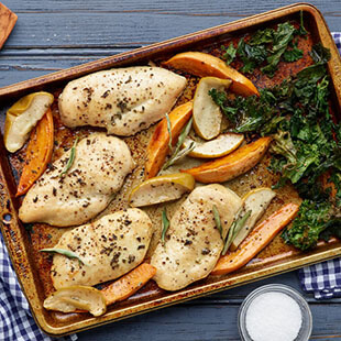 7 Sheet Pan Dinners to Get You Through Your Week