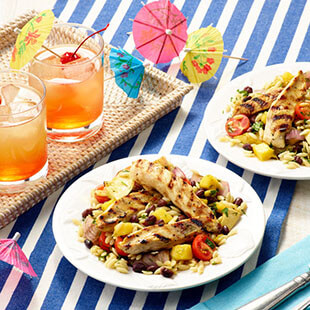 Meals to Inspire Island Vibes this Season