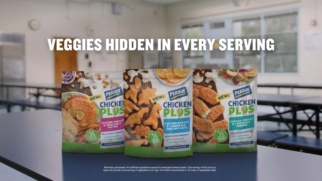 PERDUE® CHICKEN PLUS® Video