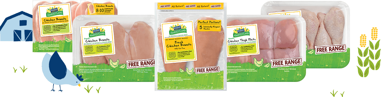 Free Range Products