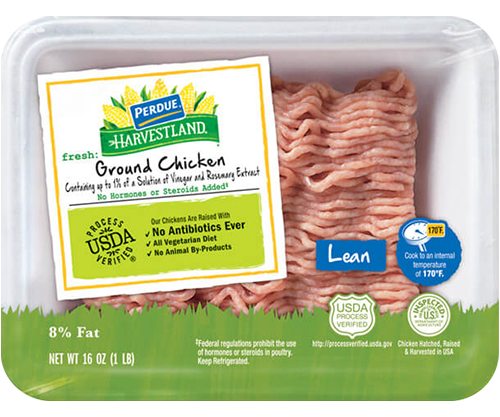 PERDUE® HARVESTLAND® GROUND CHICKEN