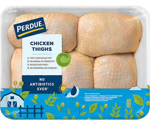 PERDUE® FRESH CHICKEN THIGHS