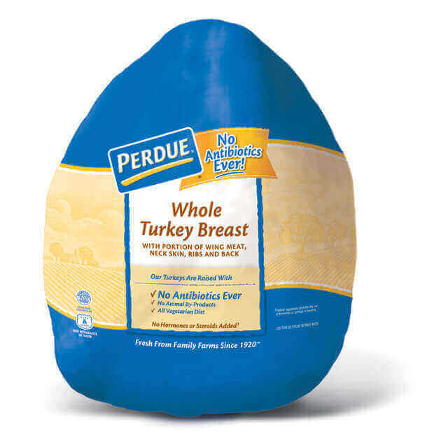 PERDUE® Whole Turkey Breast, Fresh