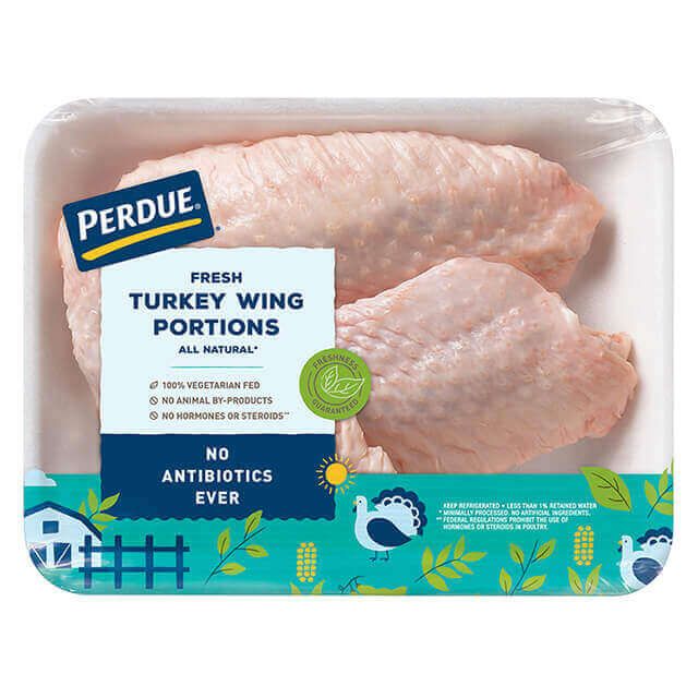 PERDUE® Fresh Turkey Wing Portions