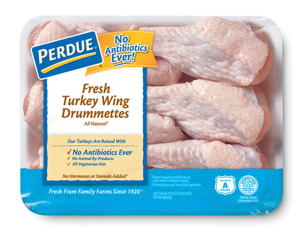 PERDUE® Turkey Wing Drummettes