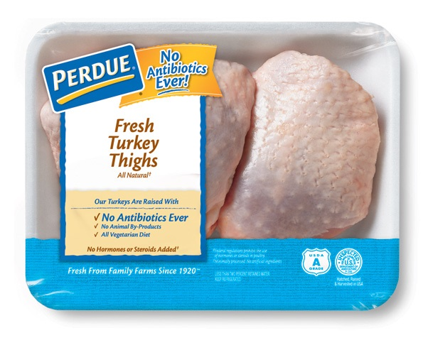 PERDUE® Turkey Thighs