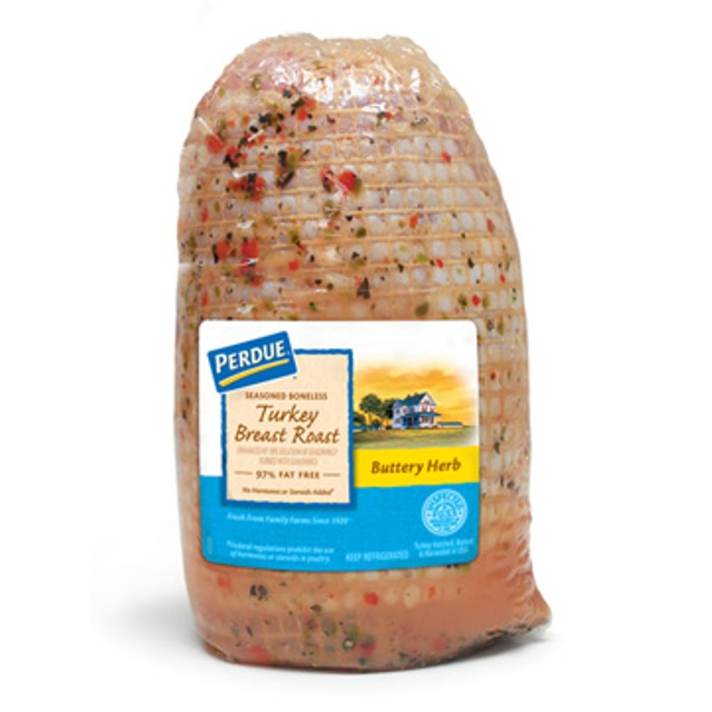 PERDUE® Seasoned Boneless Turkey Breast Roast, Buttery Herb