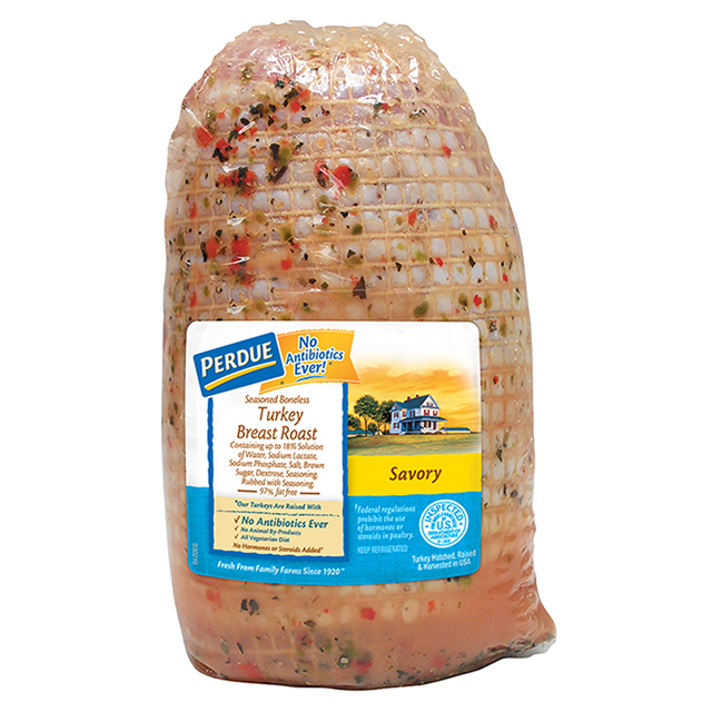PERDUE® Savory Seasoned Boneless Turkey Breast Roast