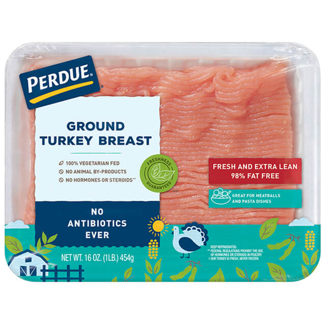 Fresh Ground Turkey Breast (1 lb.)