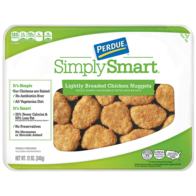 PERDUE® SIMPLY SMART® Lightly Breaded Nuggets