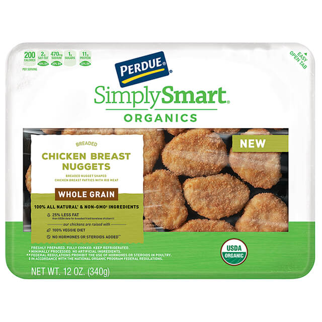 ORGANICS Whole Grain Breaded Chicken Breast Nuggets (12 oz.)