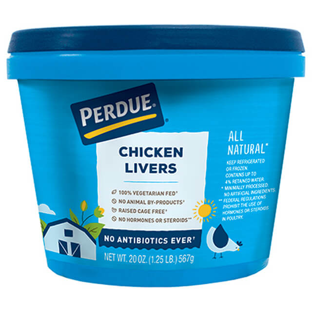 PERDUE® Fresh Chicken Livers (20 oz.)