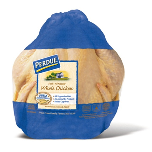 PERDUE® Whole Chicken with Giblets, Twin Pack