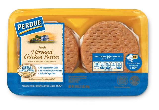 PERDUE® Ground Chicken Patties (1 lb.)