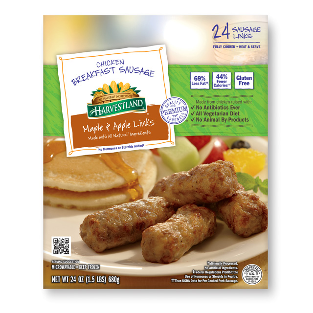 Maple Apple Breakfast Sausage Recipe — Dishmaps