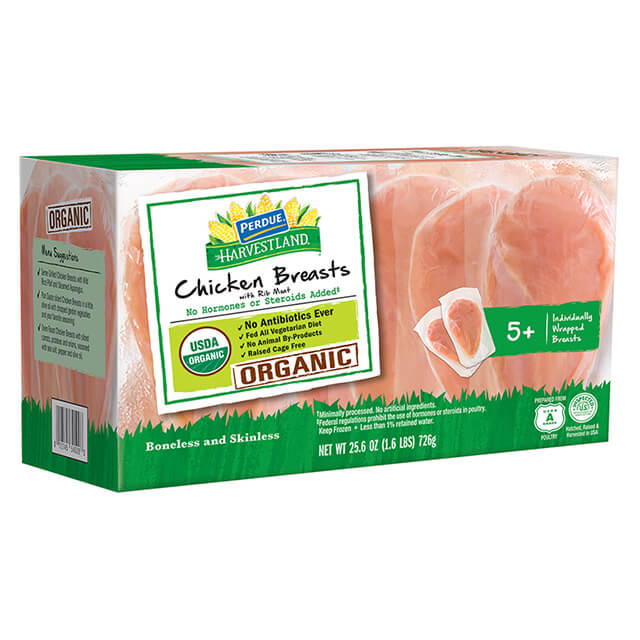 Boneless Skinless Chicken Breasts, Individually Wrapped (1.6 lbs.)