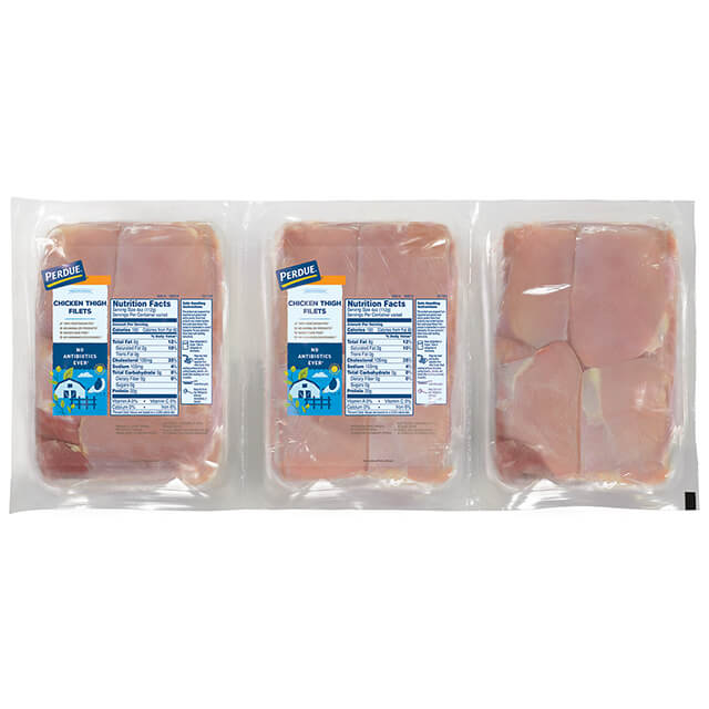 PERDUE® Boneless Skinless Chicken Thighs (2.7 - 3.3 lbs.)