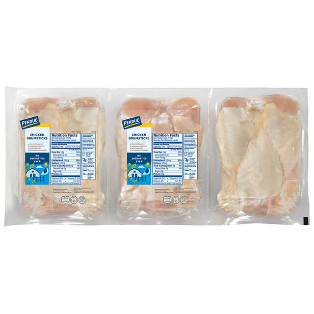 Perdue Chicken Drumsticks (2.7 - 3.3 lbs.)