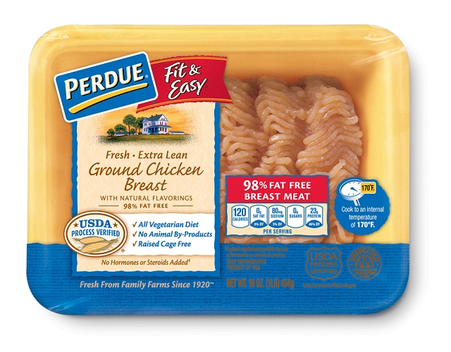PERDUE® FIT & EASY® Fresh Ground Chicken Filet of Breast Meat (1 lb.)