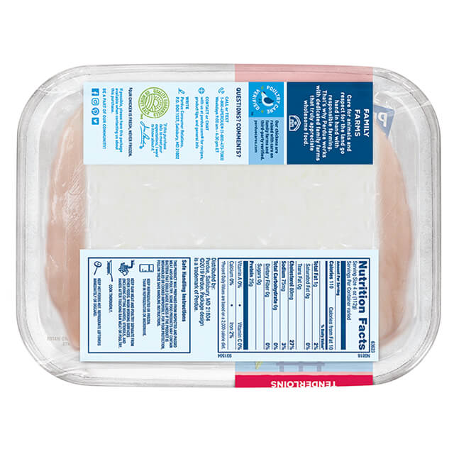 PERDUE® FRESH CUTS™ Fresh Chicken Breast Tenderloins