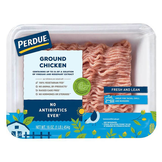 Fresh Ground Chicken (1 lb.)