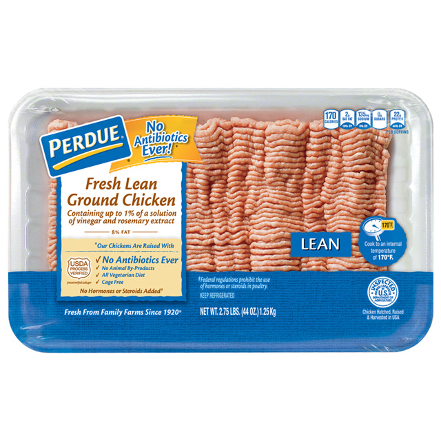 PERDUE® Fresh Lean Ground Chicken, for Clubs (2.75 lbs.)