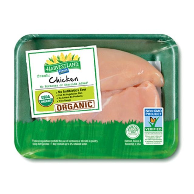 PERDUE® HARVESTLAND® Organic Chicken Breast