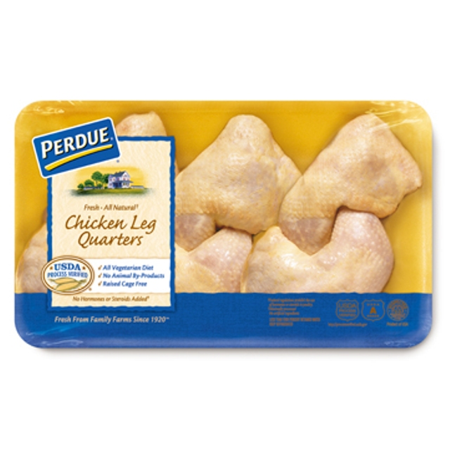 PERDUE® Fresh Chicken Leg Quarters