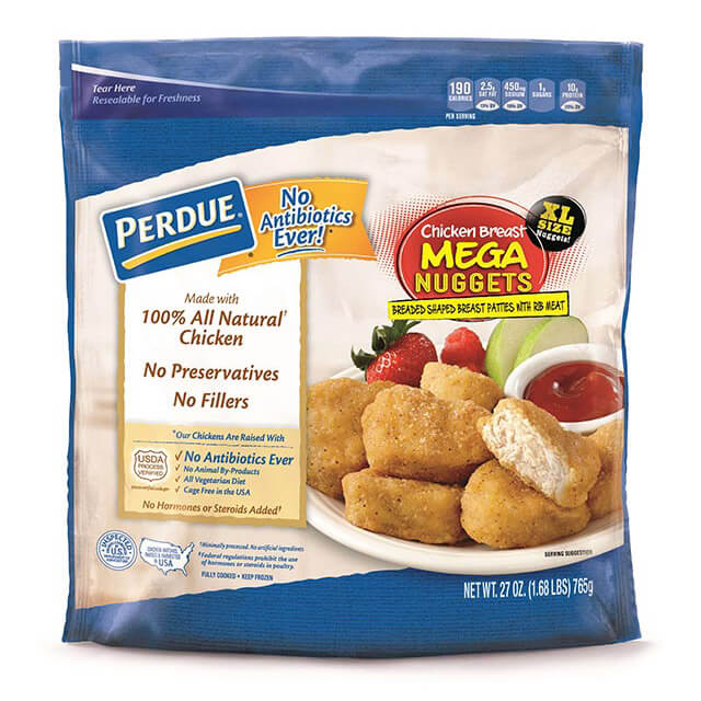 PERDUE® Chicken Breast Mega Nuggets, (27 oz.)