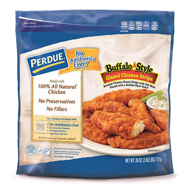 Buffalo Glazed Chicken Strips, (26 oz.)