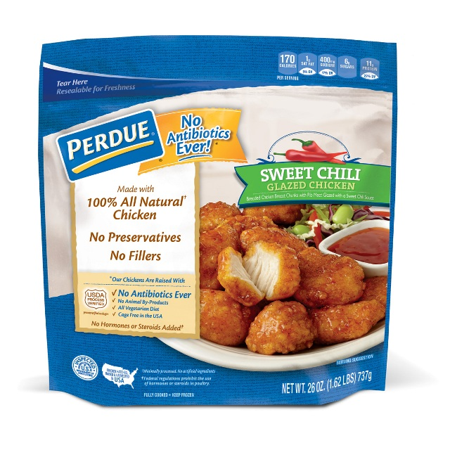PERDUE® Sweet Chili Glazed Chicken Chunks (26 oz.)