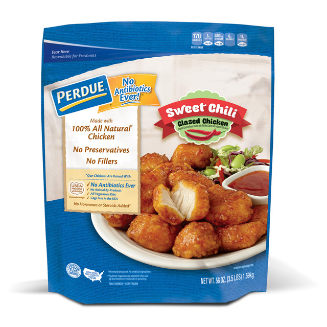 PERDUE® Sweet Chili Glazed Chicken, for Club (56 oz.)
