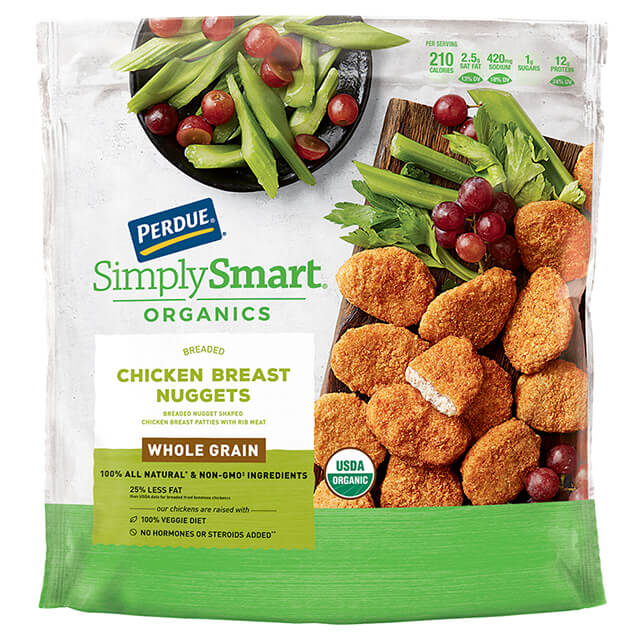 ORGANICS Whole Grain Chicken Breast Nuggets (29 oz.)