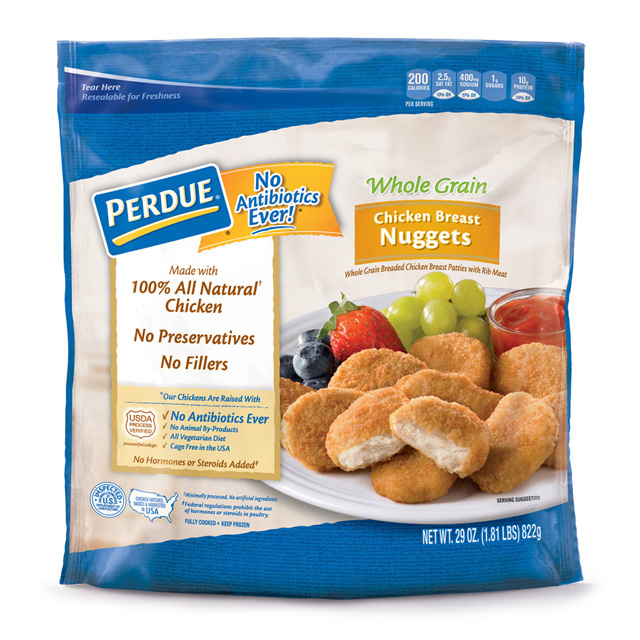 PERDUE® Whole Grain Chicken Breast Nuggets (29 oz.)